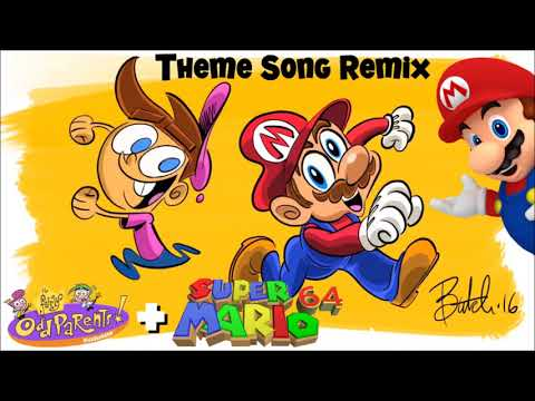 Fairly OddParents Theme but in the SM64 Style