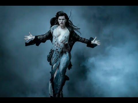 杀不死的皇后,千年之后又复活了,一部英国科幻片《地狱男爵,血皇后崛起》