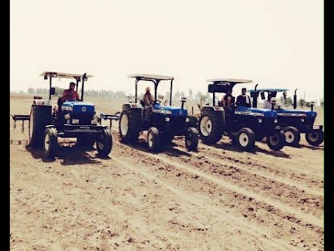 FORD NEWHOLLAND 3630 SPECIAL EDITION POWER FULL VIDEO IN PUNJAB