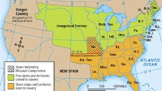 Flipped Lesson (Sectionalism & Missouri Compromise) - April 27, 2016