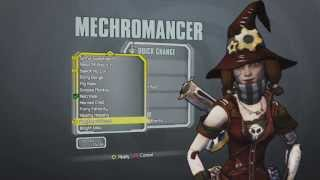 Borderlands 2 - Gaige the Mechromancer