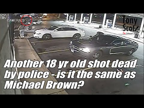 Another teen shot dead by police (PODCAST)