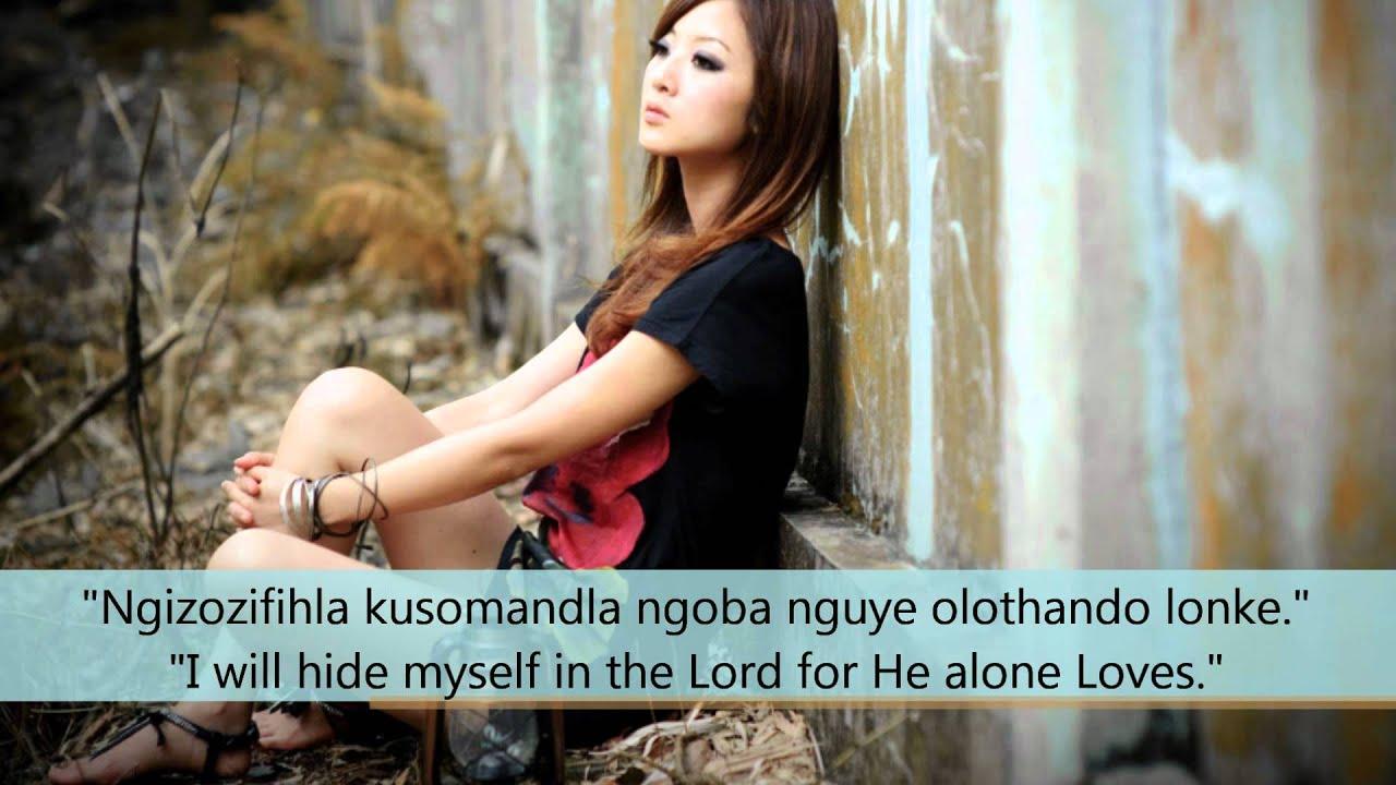 Insingizi: Ngizobambelela (I Will Hold On) Lyrics & Translation