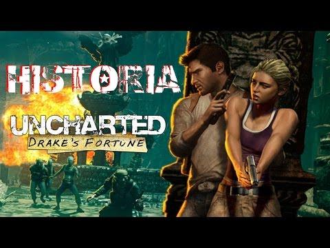 Sinopsis Uncharted El tesoro de Drake ( Historia Ucharted 1)