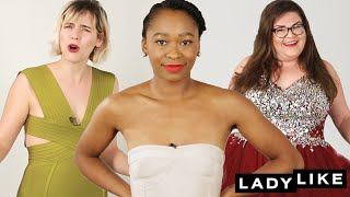 We Bought Formal Wear From Amazon • Ladylike thumbnail