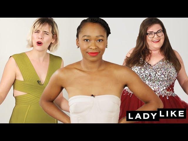 We Bought Formal Wear From Amazon • Ladylike