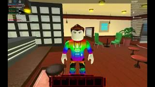 "how to easy sit in [""/e sit""!] Ro-Ghoul [Alpha] in roblox 2018"