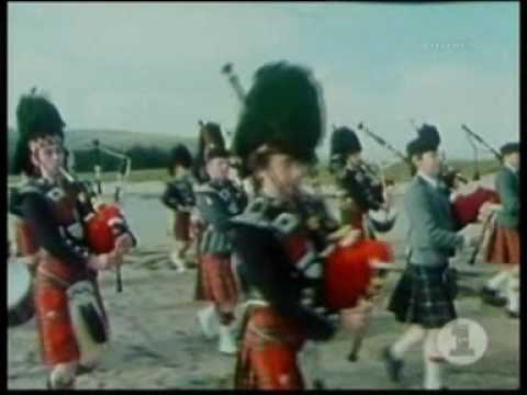 The Campbeltown Pipe Band - Mull Of Kintyre