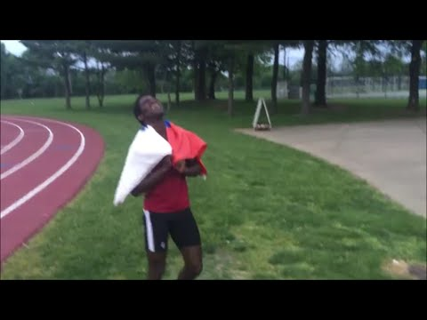 Haitian National 3000M Track Record!!!!!