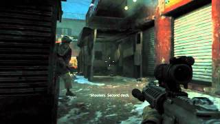 Medal Of Honor Pc gt220 gameplay.wmv
