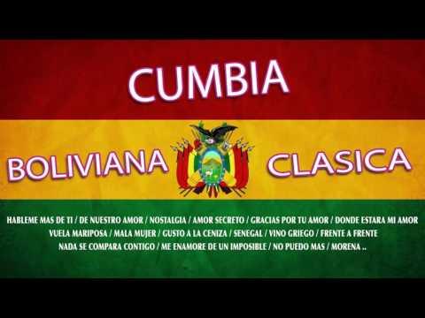 CUMBIA DE HOY - CUMBIA BOLIVIANA CLASICA MIX RECUERDO DJ OLIVER