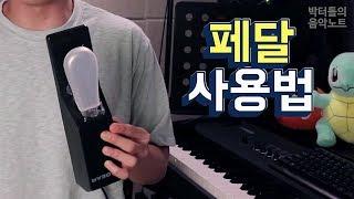 [박터틀] 피아노 페달을 200% 사용하는 방법!