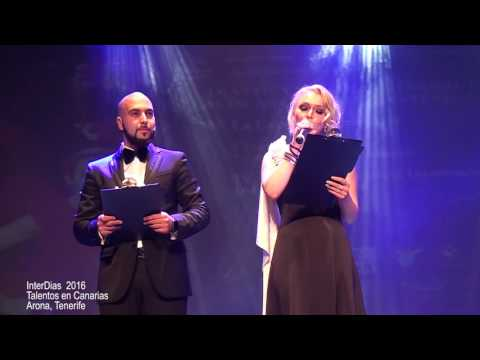 Talentos en Canarias 2016 - Открытие конкурса