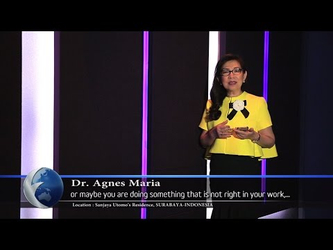"""Video Lensa Firman Episode: """"Shine Your Darkness"""" by Dr. Agnes Maria."""