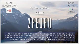 Estudo Bíblico - 2 Pedro 1.1-2