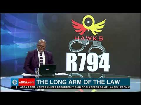 Hawks   The long arm of the law