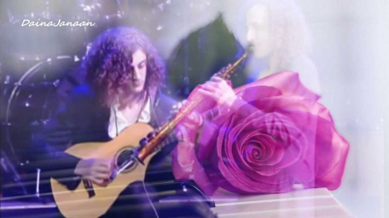 Kenny G With His Son Max G Innocence Youtube