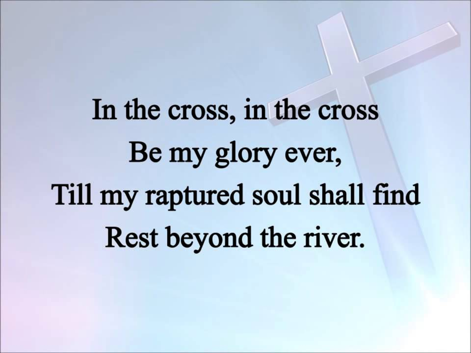 Lyric find my lyrics : Jesus, Keep Me Near the Cross Hymn Charts with Lyrics ...