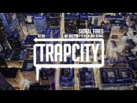 WE ARE FURY - Signal Fires (feat. Alina Renae)
