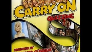 Carry On Quizzing
