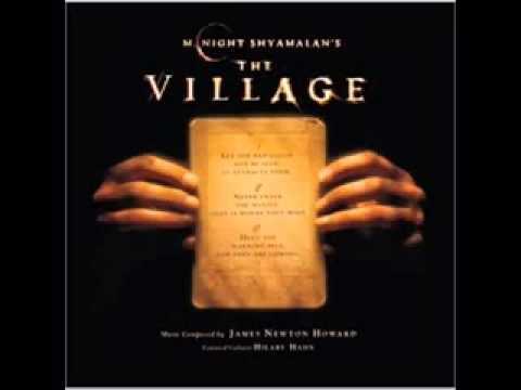 The village movie soundtrack-main theme.(beautiful music)