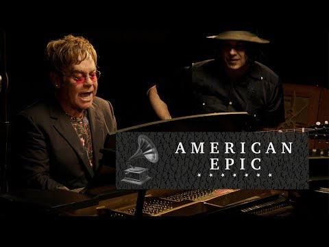 Elton John and Jack White - Two Fingers of Whiskey (BBC Arena: American Epic)