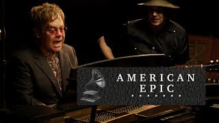 Elton John and Jack White - Two Fingers of Whiskey
