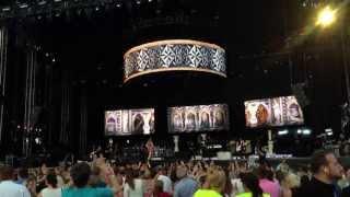 Rihanna - Phresh Out The Runway / opening of Diamonds World Tour in Bergen 2013