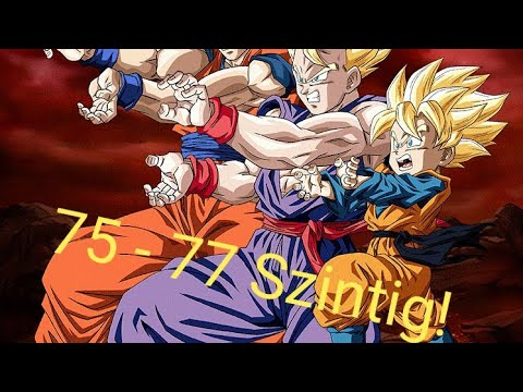 (Magyar)Dragon Ball Z Dokkan Battle - Family Kamehameha EZA 75-77 letöltés