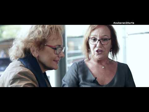 Elena Irureta & Loli Astoreka Aukeran 20 urte