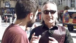 ALGO ESTÁ PASANDO EN MADRID...Jeff Toussaint presenta 1, 2, 3 Hipnotízame. El Oso y el Madroño