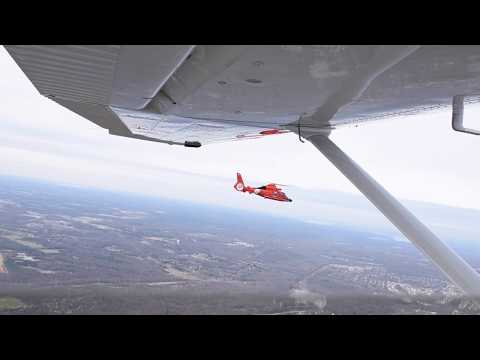 coast-guard-helicopters-intercept-aircraft-headed-into-restricted-airspace-near-dc