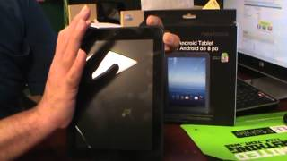 Nextbook Android Tablet Hard Reset
