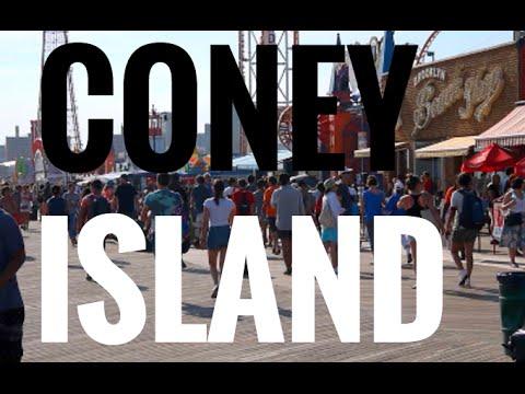 CONEY ISLAND BEACH NEW YORK CITY