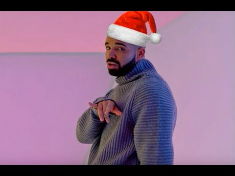 Drake Hotline Bling Dances (Christmas Edition) - YouTube