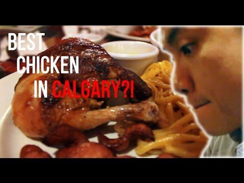 YYCEats: Pio Peruvian Rotisserie Chicken