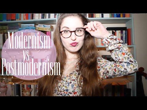 Modernism vs Postmodernism | Unemployed Philosopher