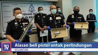 Beli pistol RM2,500 untuk perlindungan
