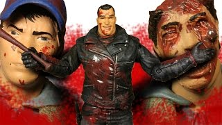 The Walking Dead Exclusive Negan & Glenn Action Figure 2-Pack Review