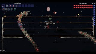 Terraria #65 - Nghịch Ngu Triệu Hồi Boss Dết Máy, Đập 2 Đứa SML