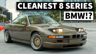 The Renner 8: A Resto-mod BMW 850i With the Heart of an M5