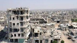 Эксклюзивный репортаж Сирийских военных с передовых позиций в Дамаске.26.10.15.Новости Сирии сегодня
