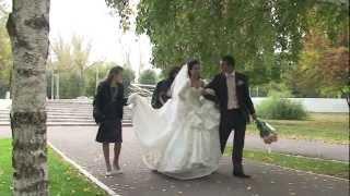 Свадебный клип. Прогулка.