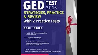 Kaplan GED Test Book