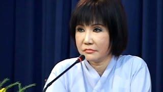 Nghệ sĩ THANH KIM HUỆ từng GHÉT PHẬT vì không cứu nỗi người thân CHẾT thì TU để làm gì.