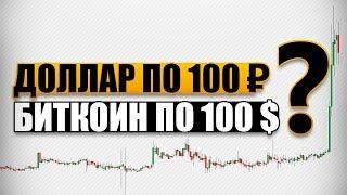 Мировой Финансовый Кризис/Крах Криптовалют/Доллар по 100 Рублей.