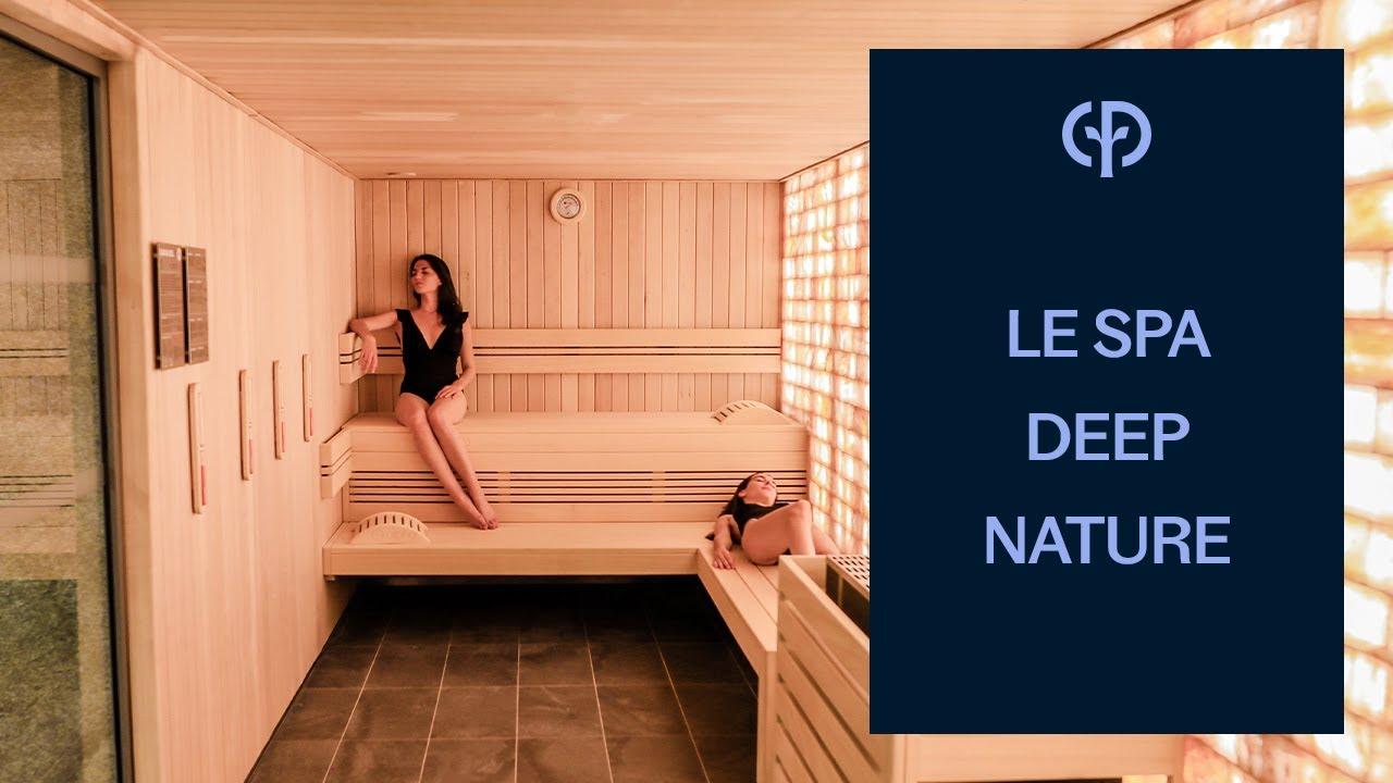 Week End Detente Au Spa Deep Nature Center Parcs Youtube