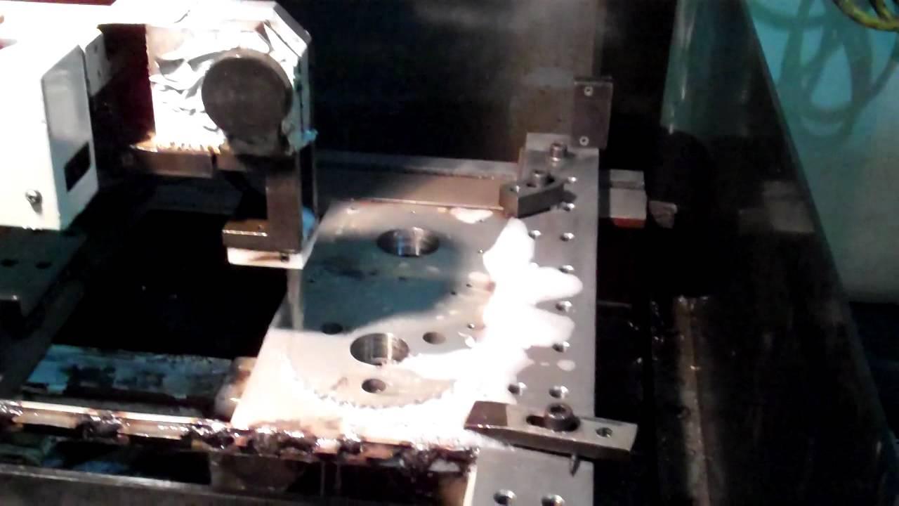 Wire-EDM (Wirecut) machining