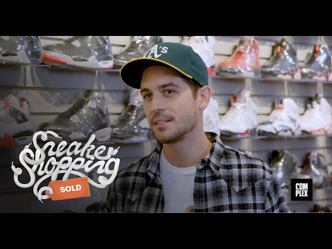 Thumbnail: G-Eazy Goes Sneaker Shopping with Complex
