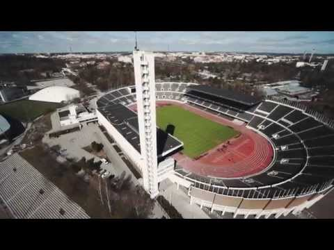 IT Standard for Business - A 72m Descent on the Helsinki Stadium Tower
